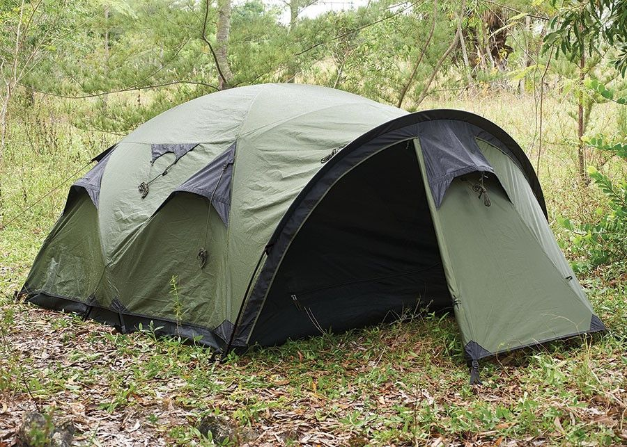 Snugpak Cave 4 Man Tent is the latest serious all weather c&ing or military use man cave this is not one of those cheap tents this is all seasons suited. & Snugpak The Cave 4 Person Tent Olive Drab - Squared Away Surplus ...