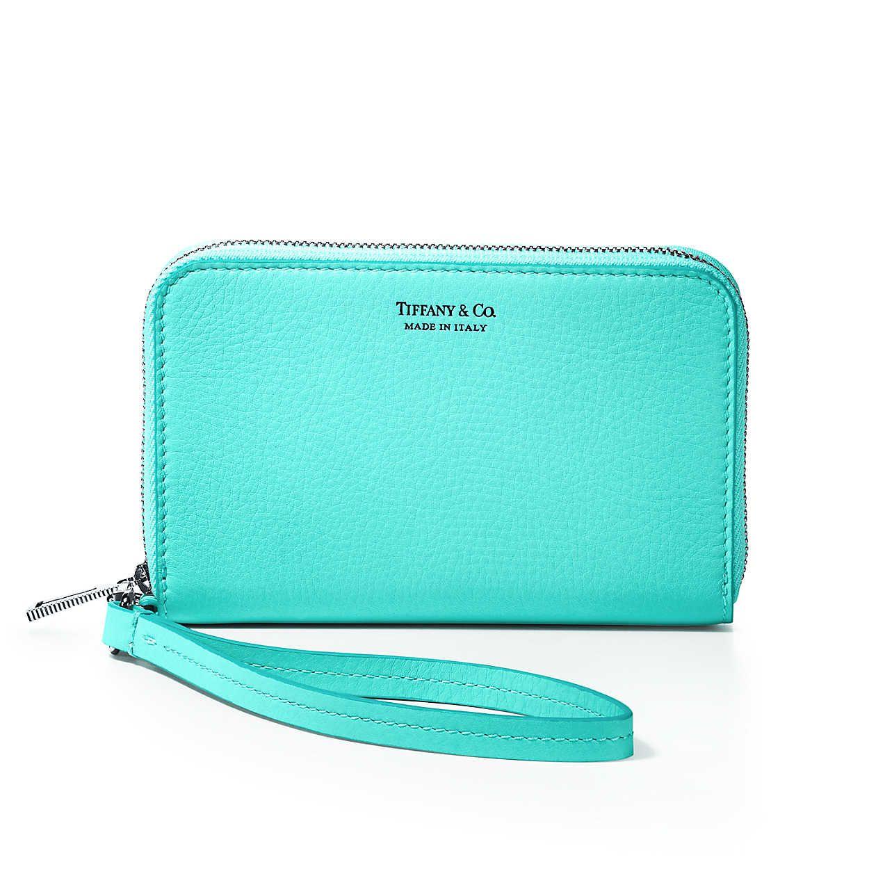 Zip Wallet Teal Wallet Zip Wallet Blue Purse