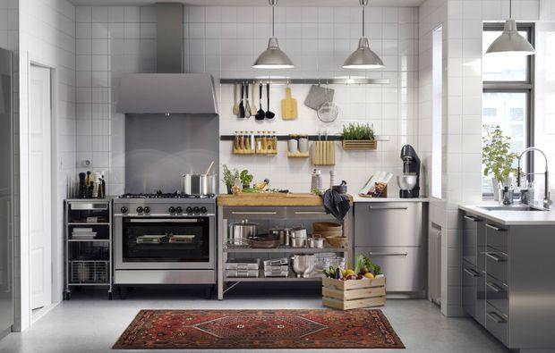 Come progettare la tua cucina Ikea | cucina | Ikea kitchen ...