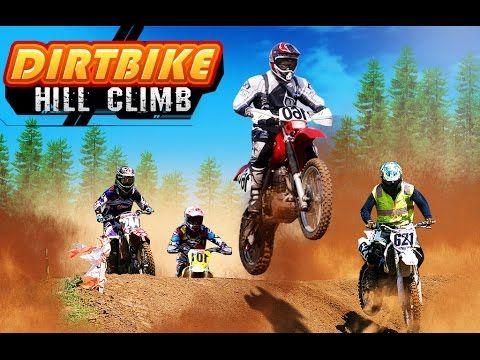 Dirt Bike Hill Climb 3d Motorbike Stunts Racing Game By Grey