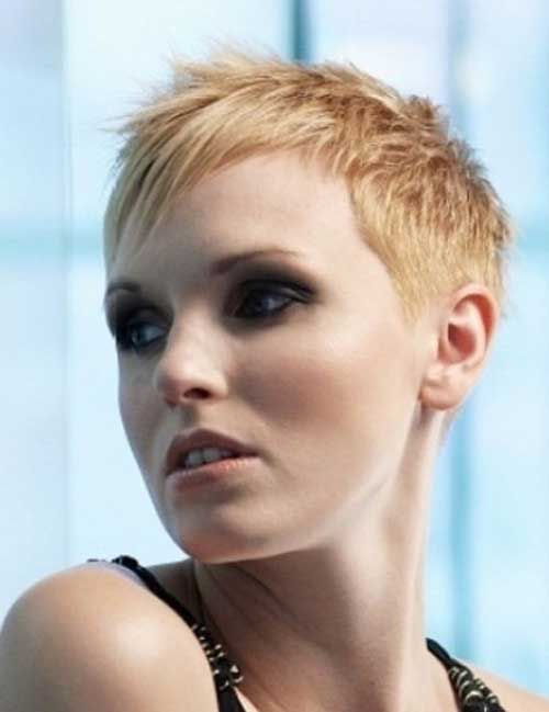 Very Short Hair For Women 14 Hair Stuff Pinterest Short Hair