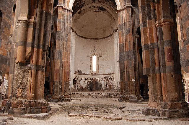 Ani, Turkey – Ghost City of 1001 Churches