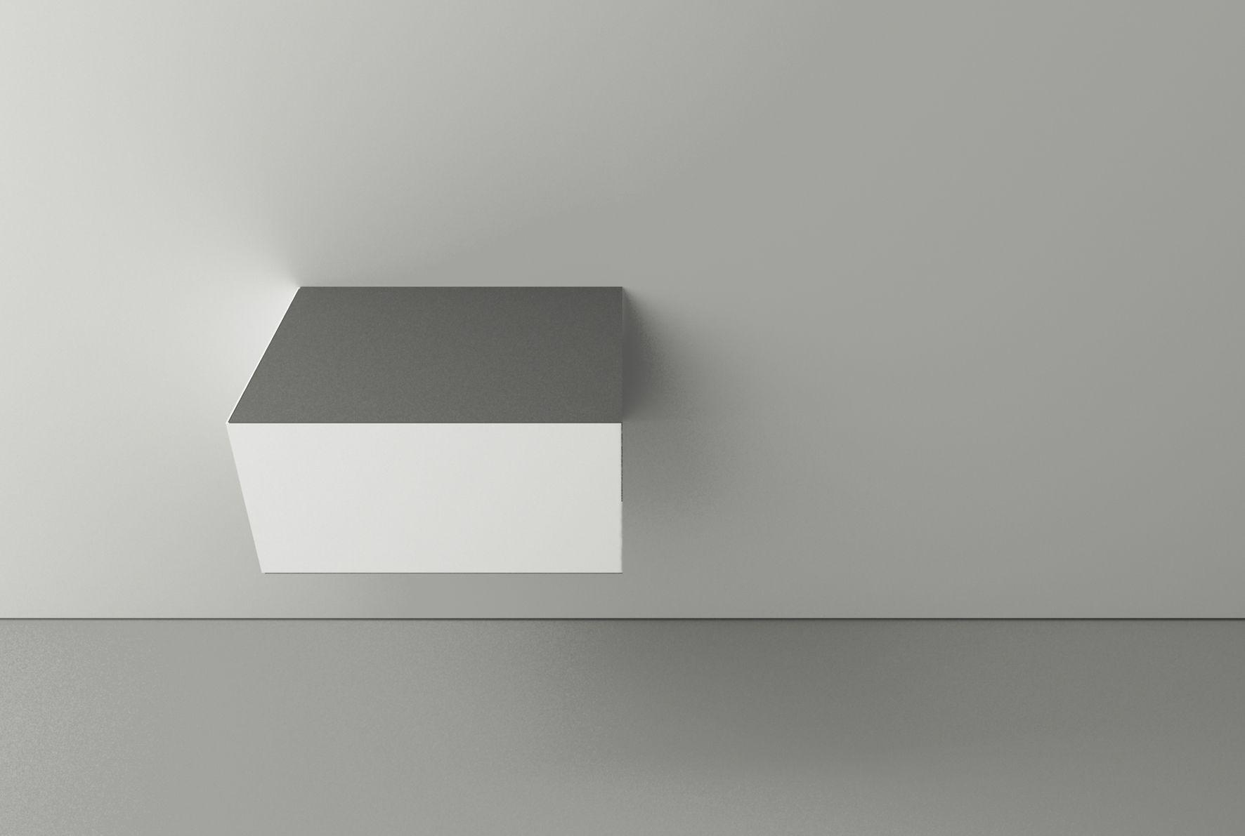 Due C Victor Vasilev Architect Bathrooms Pinterest Architects - Almost invisible minimalist kub bathroom sink by victor vasilev