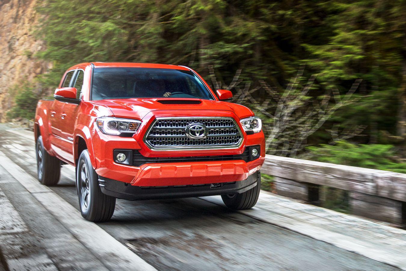 vehiculos comerciales y pickups Toyota
