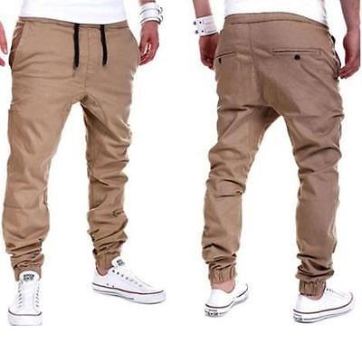 Para Hombres Pantalones Para Correr Haren Pantalones Sueltos Informales Corredor Danza R Pantalones De Hombre Moda Ropa Para Hombres Jovenes Pantalones De Moda