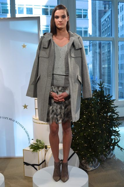 NYC Recessionista: RECAP: Ann Taylor Holiday 2013 Preview