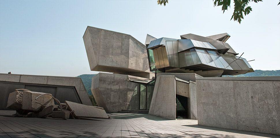 Steinhaus domenig steindorf k rnten g nther domenig - Dekonstruktivismus architektur ...