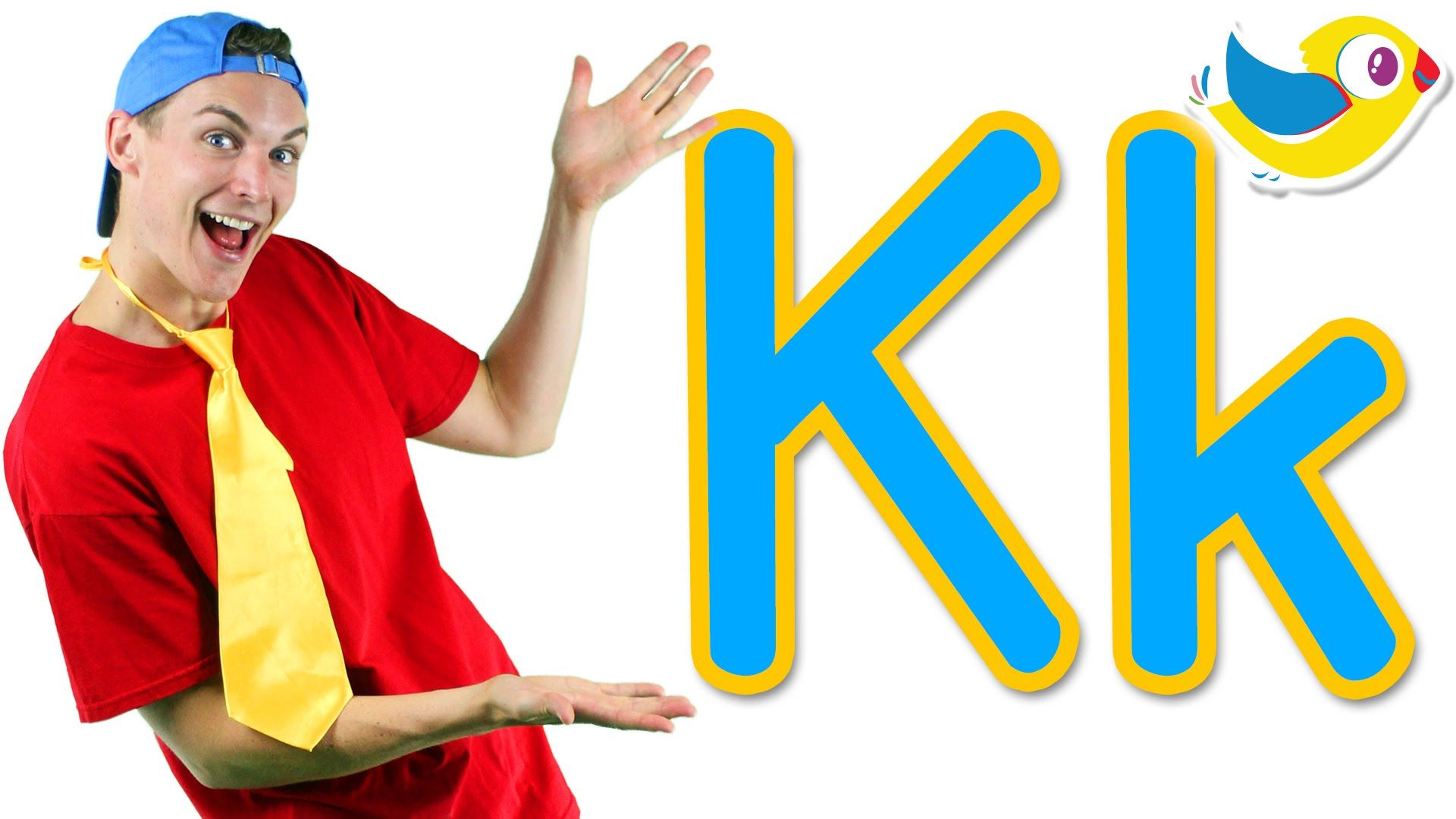 The Letter K Song Learn the Alphabet Letter song, Abc