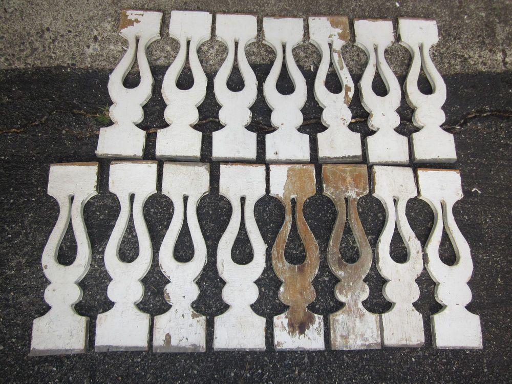 Best 15 Antique Baluster Sawn Porch Railing Gingerbread 400 x 300