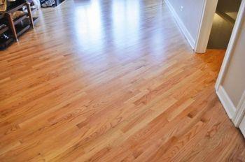 Chicago Flooring Company Dazzles With Diagonal Work Hardwood