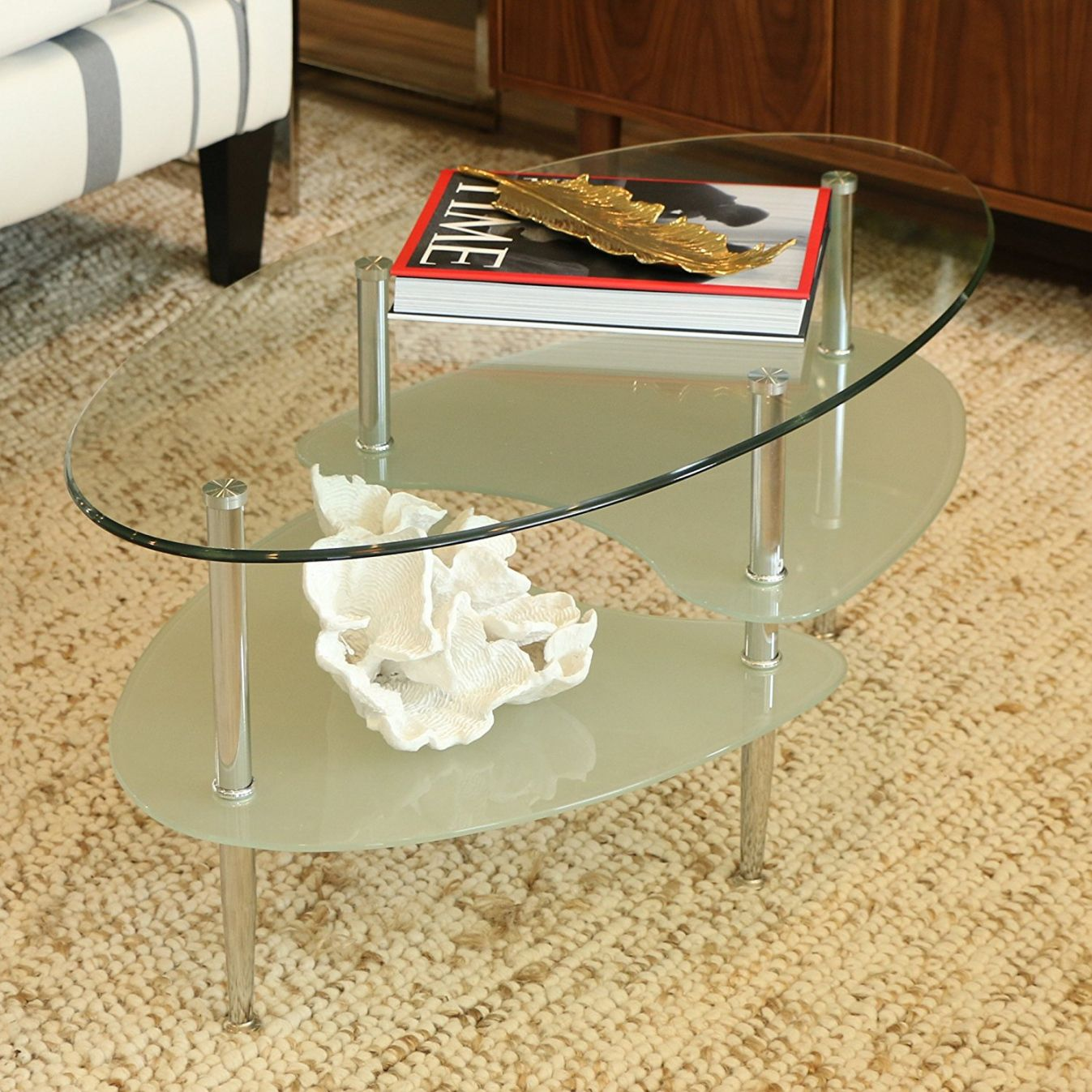 Oval Gl Coffee Tables Modern Home Furniture Check More At