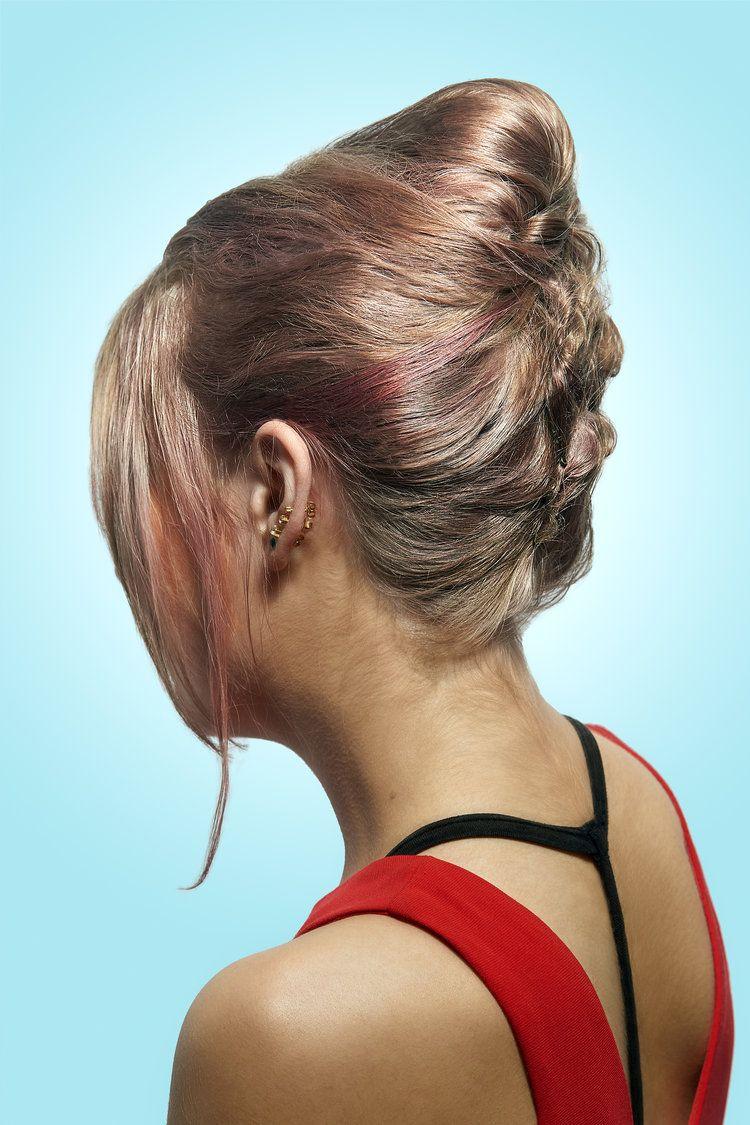 Hair by Beautiful Calgary Bride Bride, Wedding hairstyles