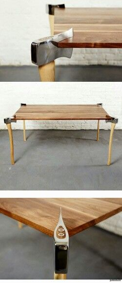Axe table