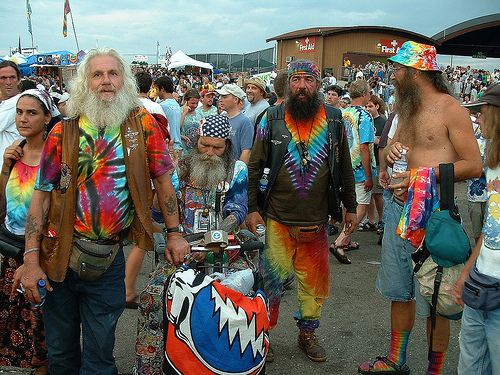 Deadheads Parking Lot Google Search Costumes