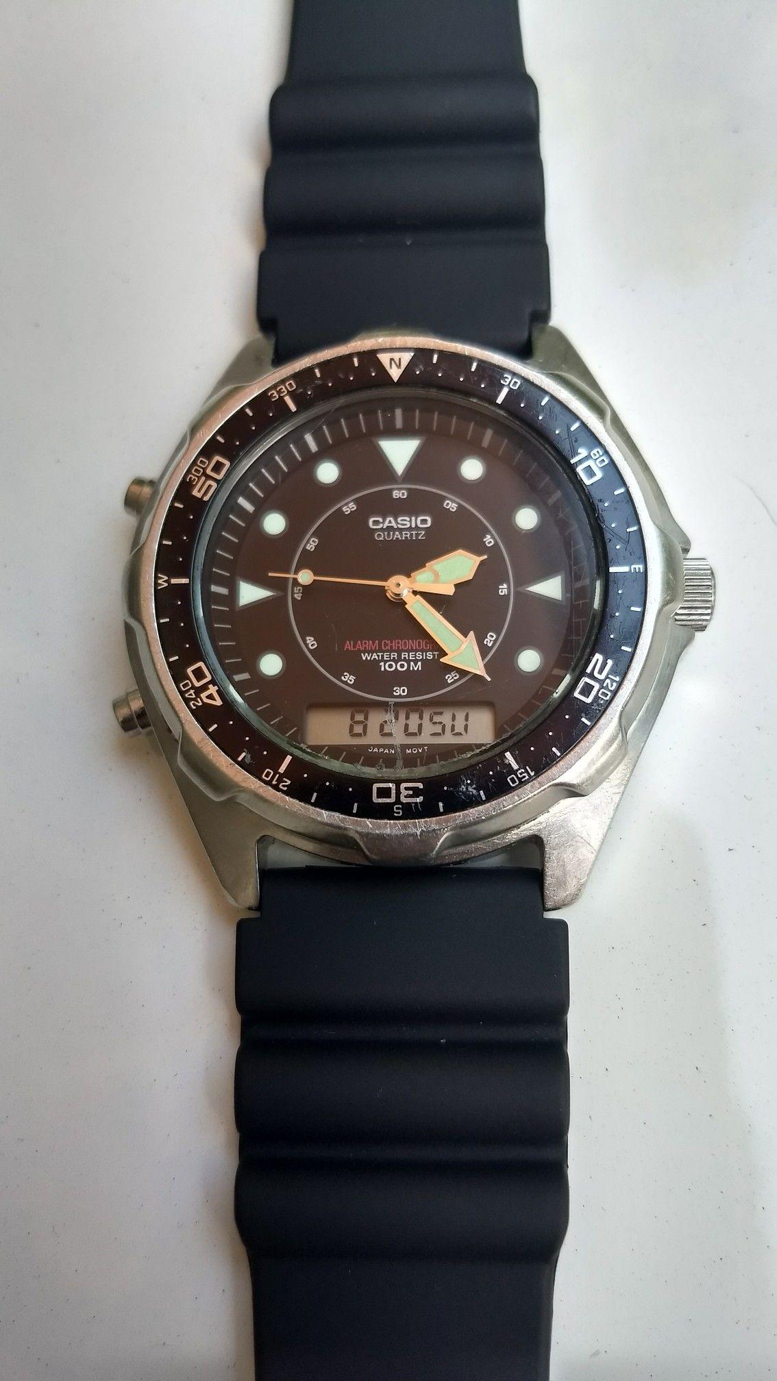11ff3519afd Casio Arnie Relógio Casio