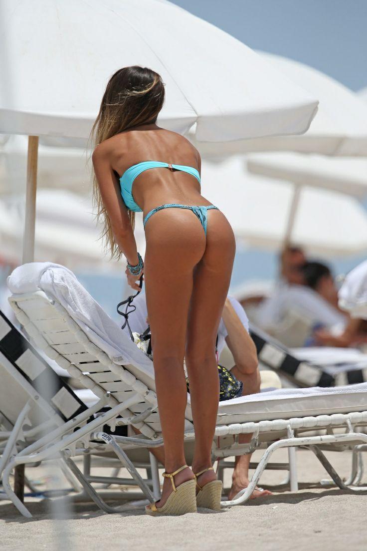 #girl in #thong #beach