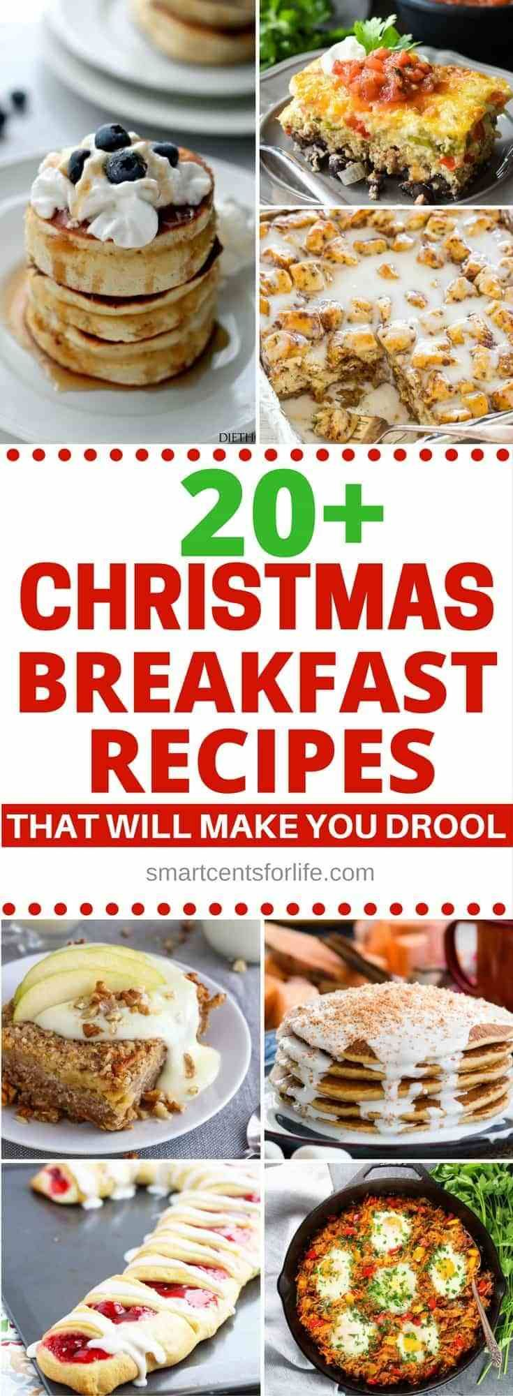 20 Amazing Christmas Breakfast And Brunch Recipes Christmas Breakfast Brunch Recipes Breakfast Recipes Kids