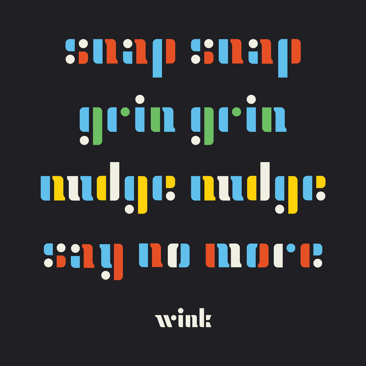 Wink, Inc. — Rebranding on Behance