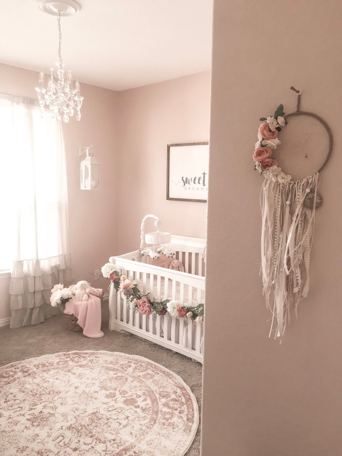 Baby Ava S Nursery Reveal Nursery Baby Room Girl Nursery Room