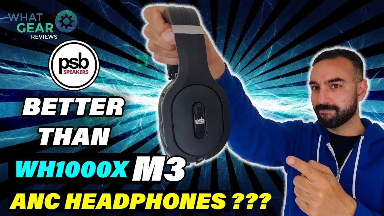 Psb M4u 8 Vs Sony Wh 1000xm3 These Might Surprise You This Headphones Really Surprised Me How Does The Psb M4u 8 Sta Sony Speaker