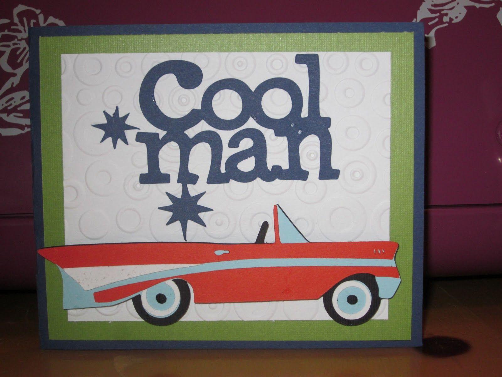 Printable Birthday Cards for Men