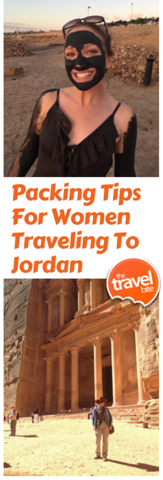 Packing tips for women traveling to Jordan. What to bring as well as some candid pics of what I wore while there. From travel expert Rachelle Lucas.