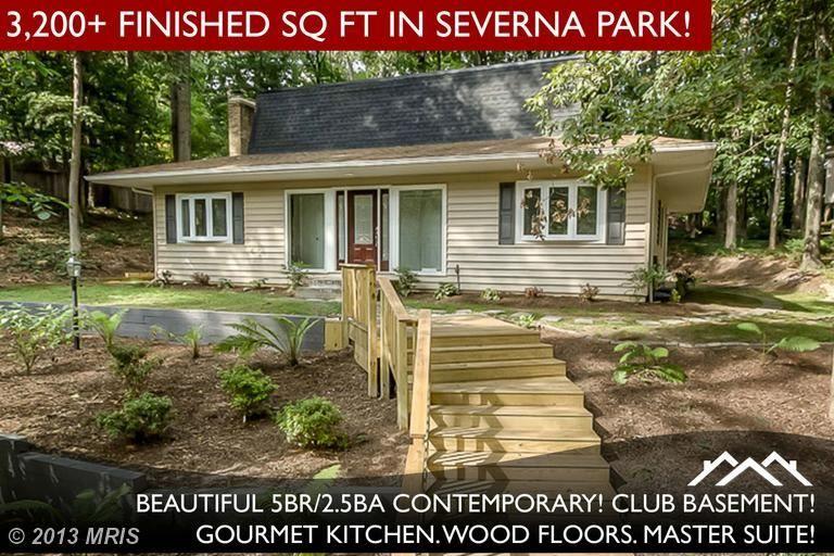 475 Blackshire Road Severna Park Md 21146 Severna Park