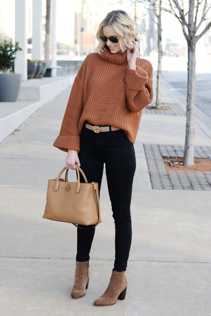 Photo of The Coziest Waffle Knit Sweater – Only $28 – Straight A Style