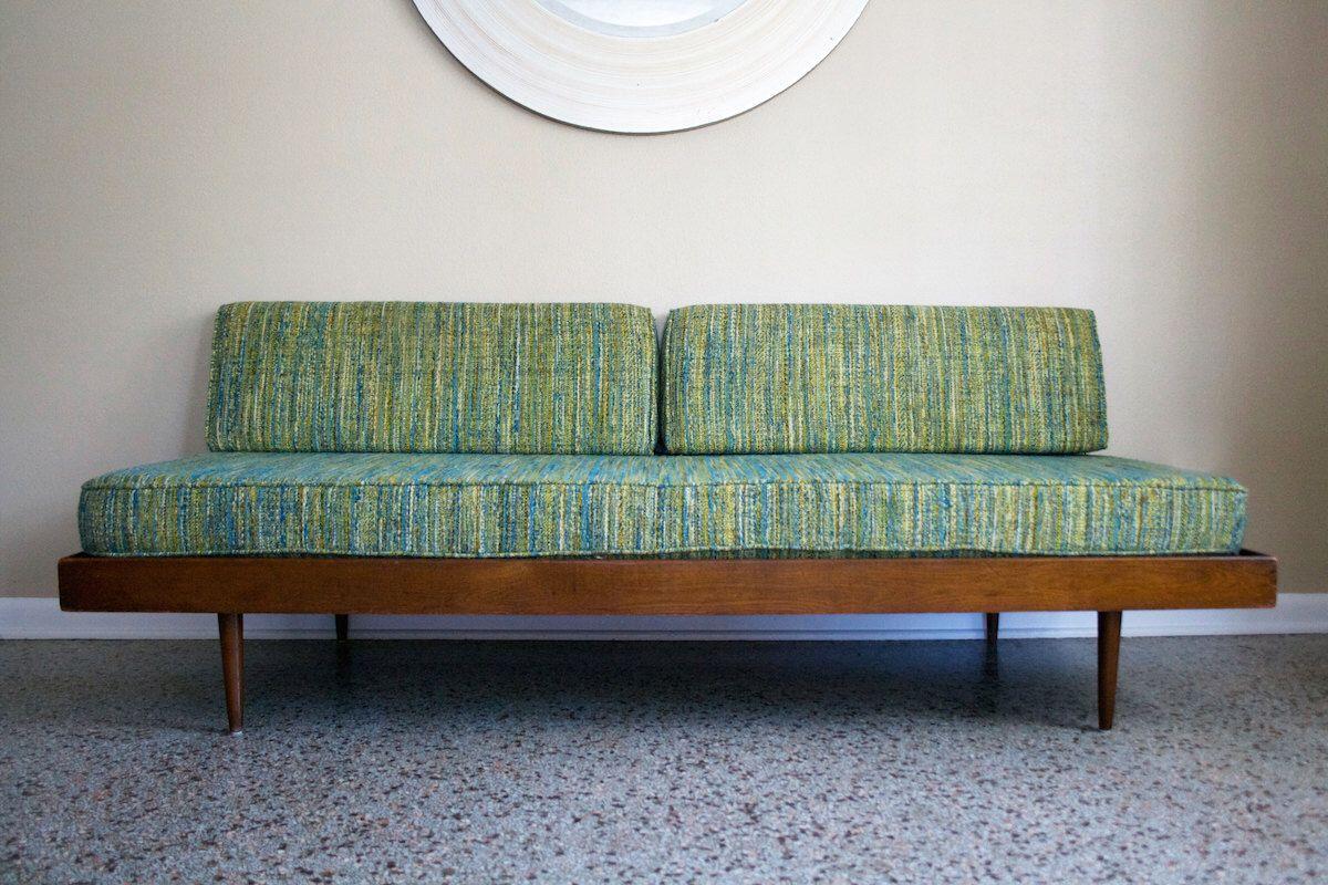 Best Mid Century Modern Daybed Danish Modern Style Platform 640 x 480