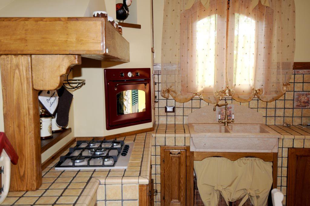 cucina muratura piccola - Поиск в Google | CUCINA IN MURATURA ...