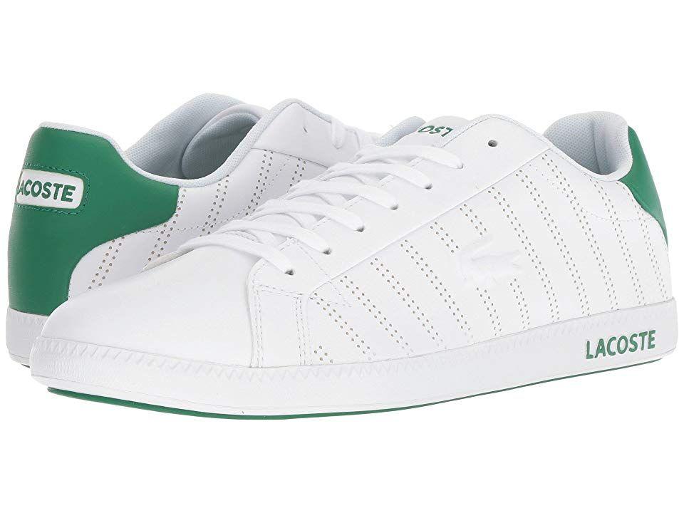 Lacoste Graduate 318 1 (White/Green