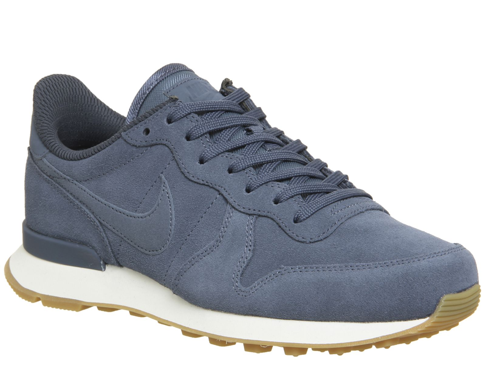 Nike Internationalist Trainers in Diffused Blue, £70, Office