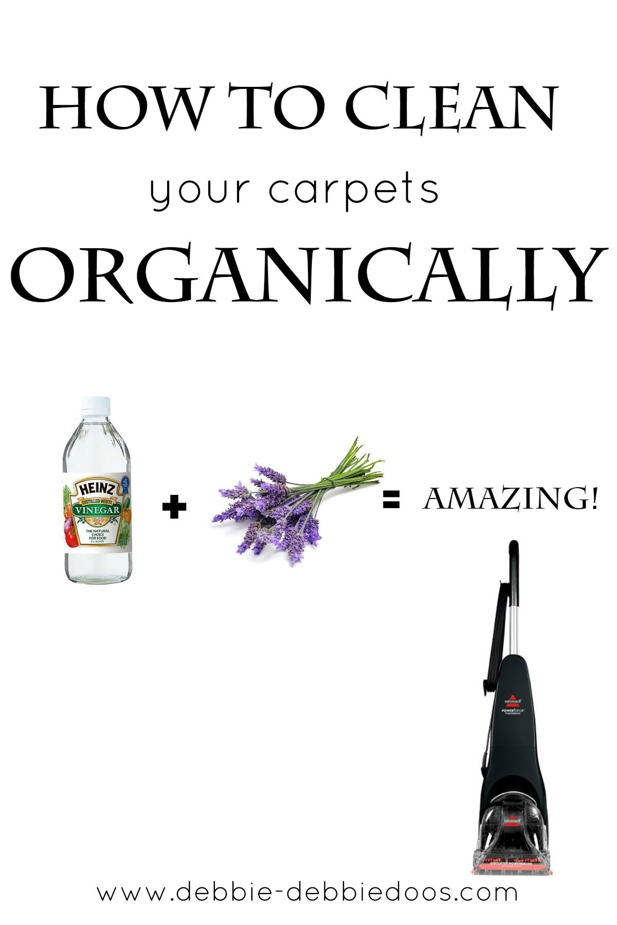 How to clean your carpets organically Steam Cleaner Solution, Spot Cleaner, Household Cleaners,