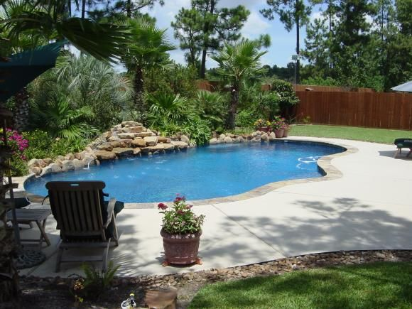 Wonderful Pool Finish Ideas For You To Copy: Sunstone Midnight Blue