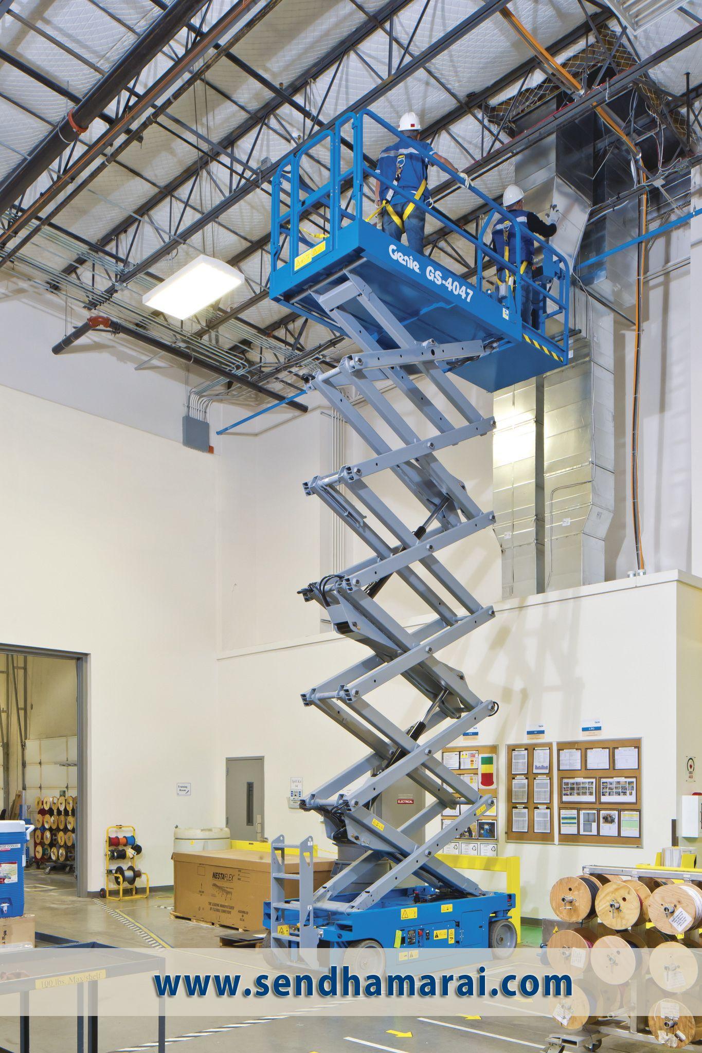 Aluminium scaffolding manufacturer chennai boom lift