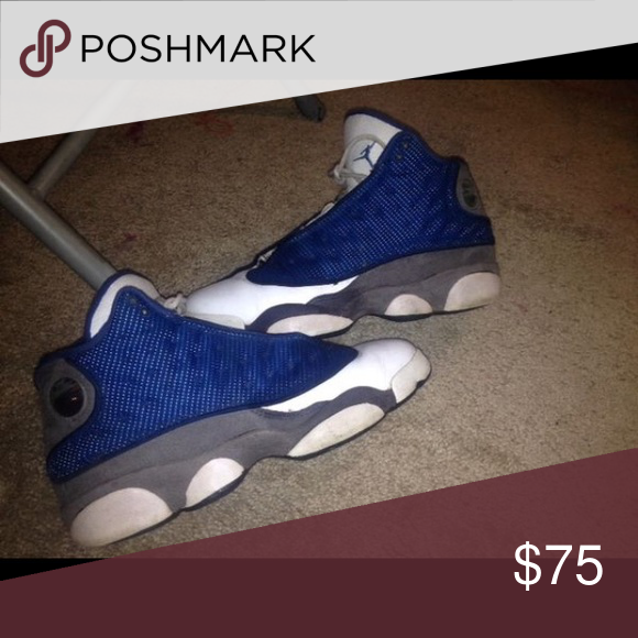 Flint 13s Need Gone ASAP ! ( will do trades ) Good Condition Jordan Shoes Sneakers