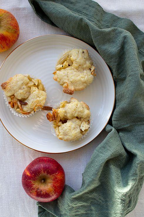 Apfel Muffins: Leckeres Rezept, superschnell gemacht