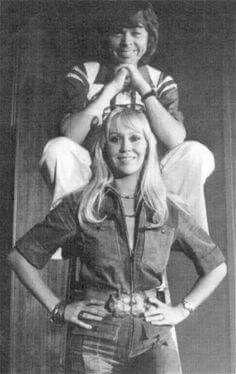Anna and Björn 1977