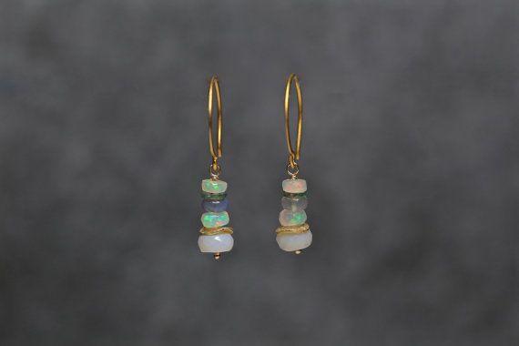 Sale Australian and Ethiopian earringsOCTOBER by NadeanDesigns