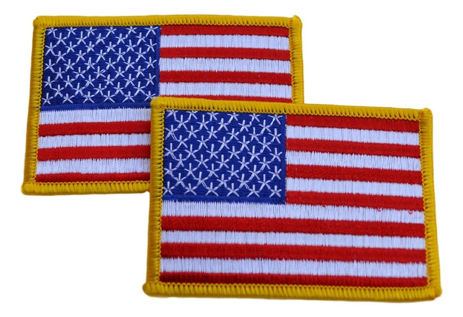 Amazon Com Tactical Black White Us Flag Patch 3 W X 2 H Velcro Backing Arts Crafts Sewing Embroidered Patches Hand Embroidery Designs Patches