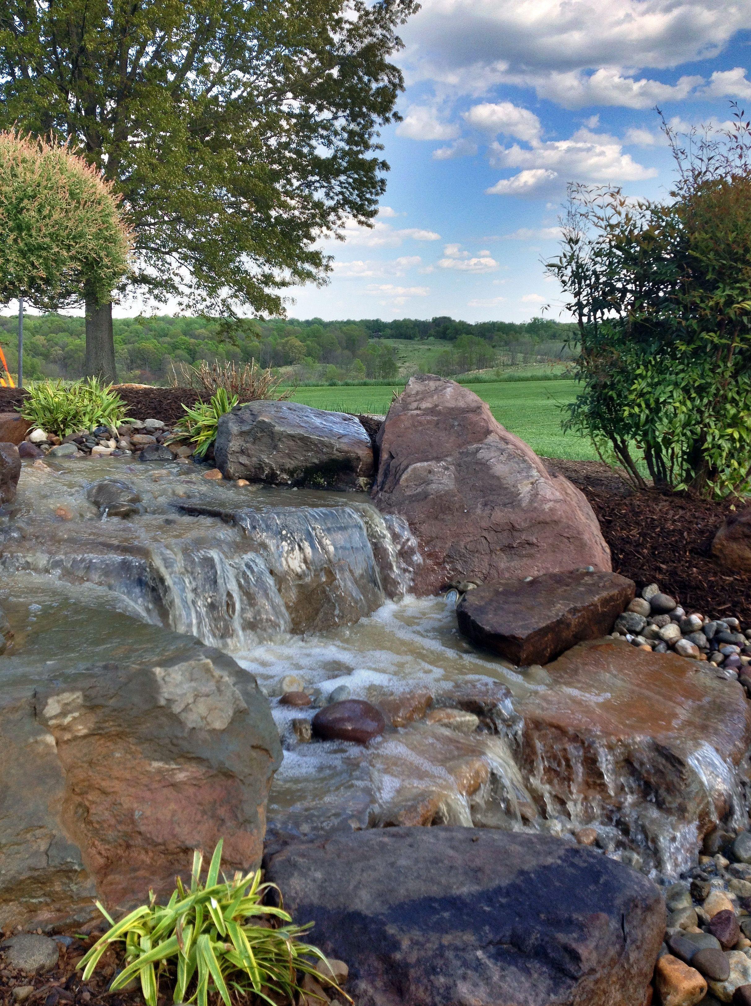 22 Decorative Water Fountains & Fish Ponds ideas   fish ponds, ponds  backyard, water garden