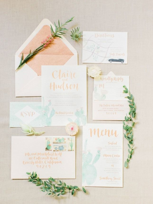 14 Reasons Why Peach Is Going to Dominate Weddings Next   Pinterest ...