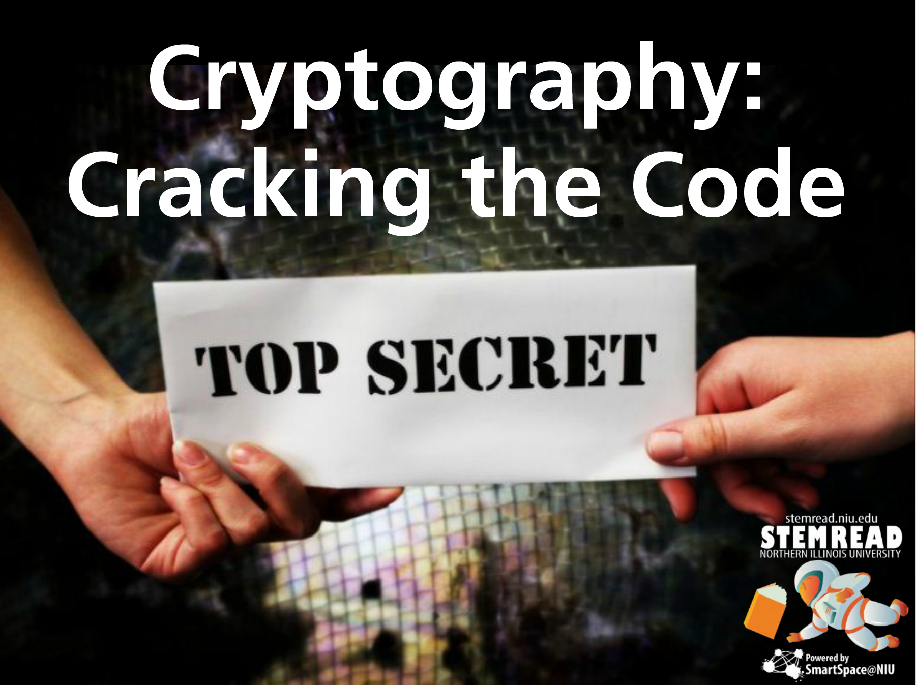 Play this online game to learn more about cryptography, solve ...