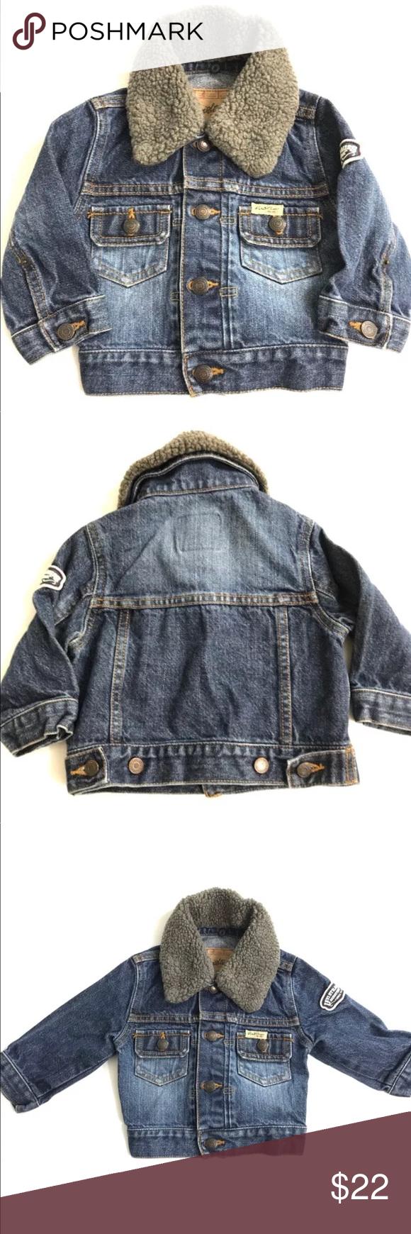 Levi S Baby Boy Jean Jacket Trucker Size 12 Months Levi S Strauss Signature Jean Trucker Jacket Baby Boy Infant Si Boys Jean Jacket Baby Boy Jeans Jean Jacket [ 1740 x 580 Pixel ]