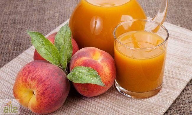 Ev yapımı şeftali suyu tarifi #vitamins