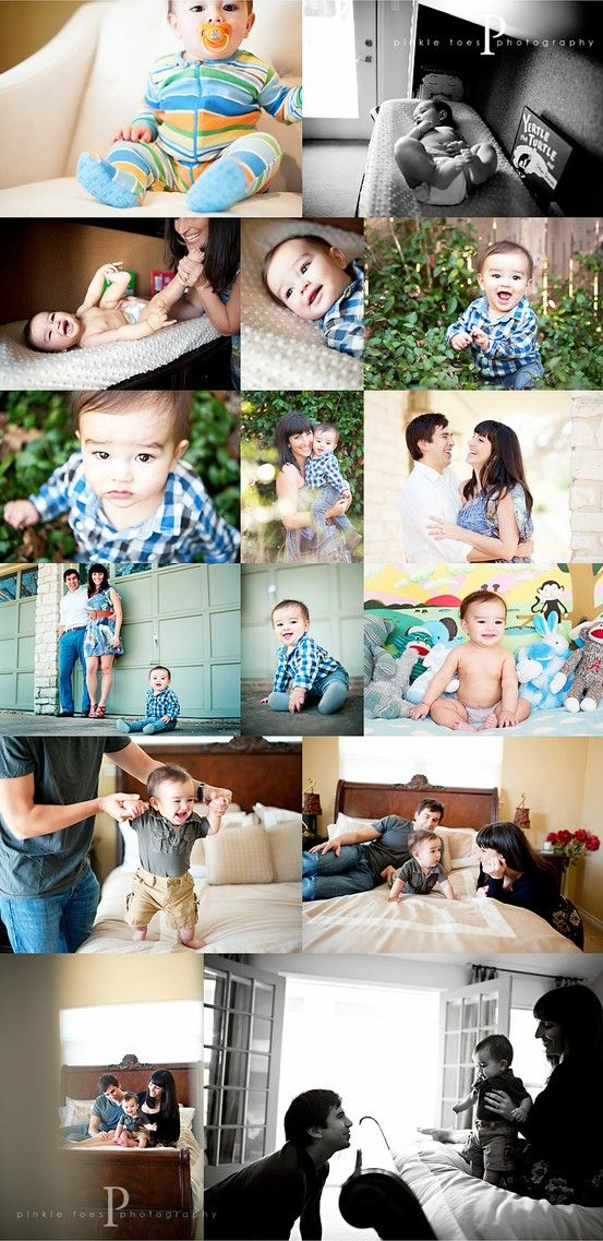 Baby Pose Ideas