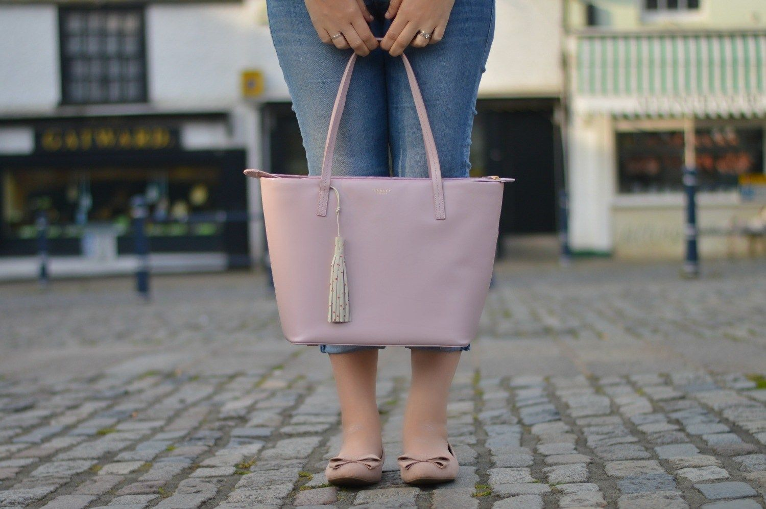 Radley Bag in Pink