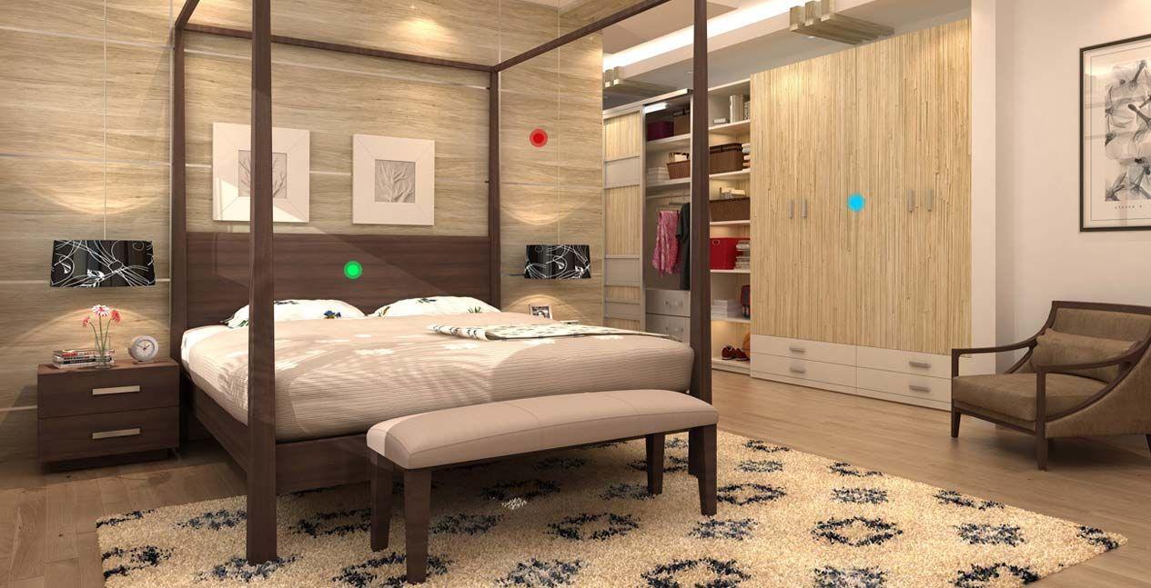 Decorative Laminates for Bedroom - Merino Laminates