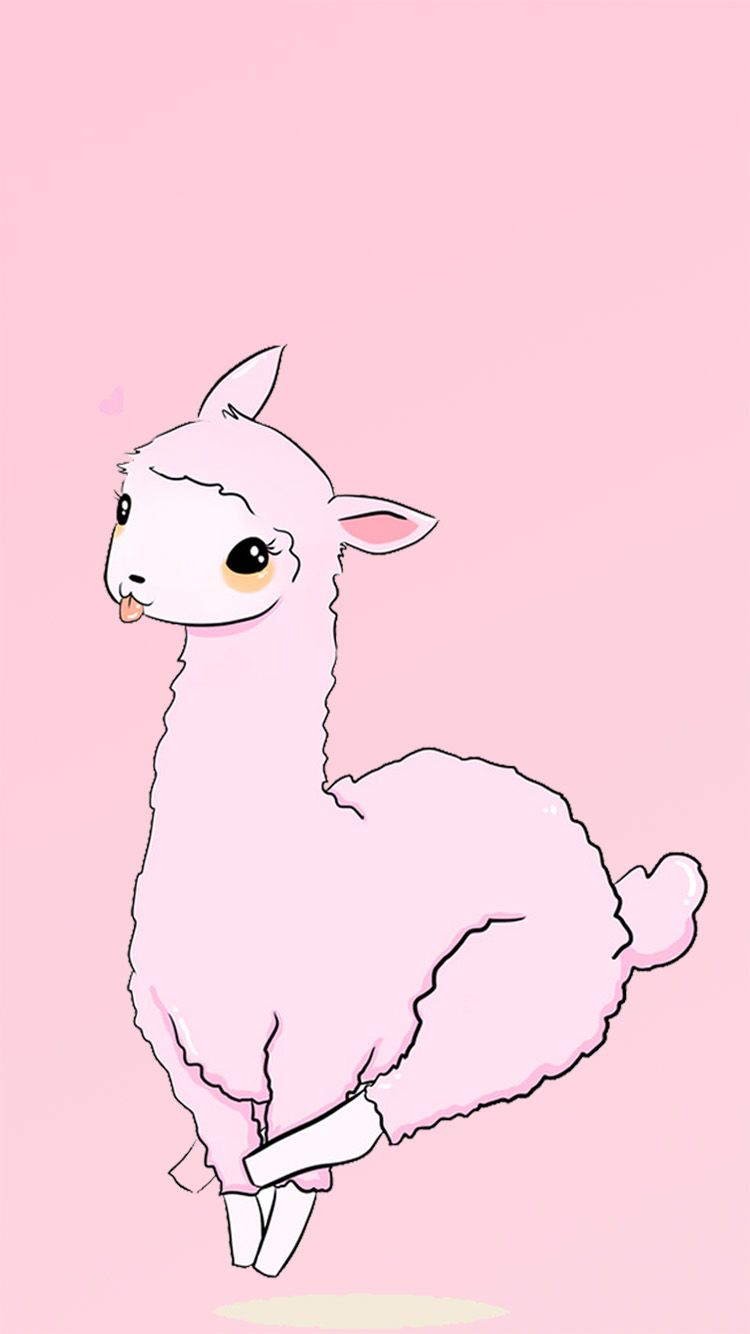Cute llama wallpaper Lockscreens Pinterest Wallpaper