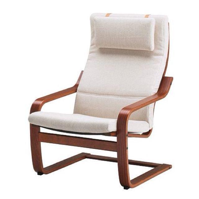 Ikea Poang Chair Ikea Poang Chair Small Chair For Bedroom Bedroom Chair
